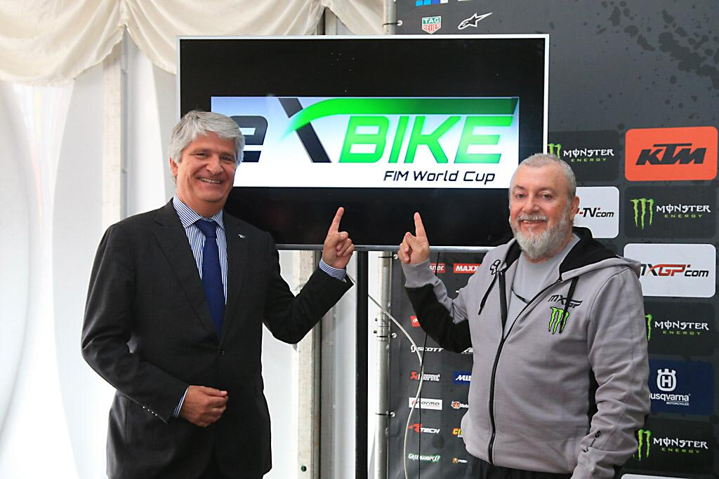 New FIM E-XBIKE World Cup Announced