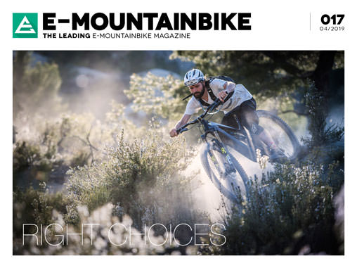 E-Mountainbike Magazine – Issue 17